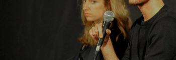 Maggio: il progetto va in onda